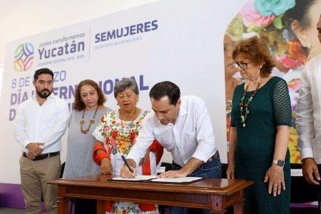 Nueva herramienta tecnológica para proteger a las mujeres en Yucatán