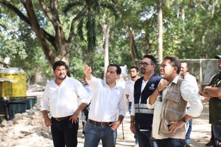 Intensa gira del Gobernador Mauricio Vila por el oriente de Yucatán