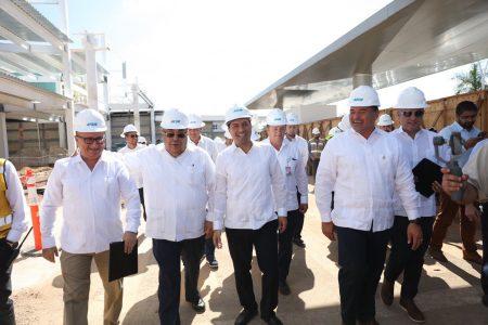 El aeropuerto de Mérida ampliará su capacidad para recibir más pasajeros