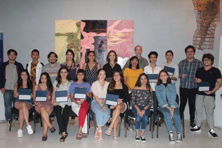 Talentos emergentes reciben apoyos del Programa de Nuevos Creadores