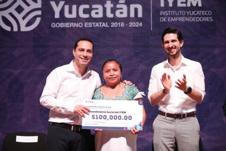 Mauricio Vila mantiene el respaldo a emprendedores yucatecos