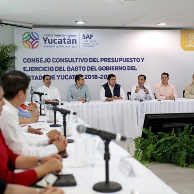 Líderes empresariales subrayan responsabilidad del presupuesto 2020