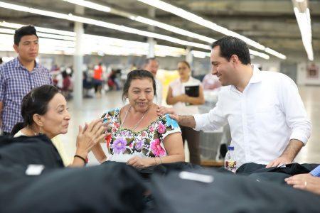 Yucatán, el que más ha crecido en empleos de industria manufacturera