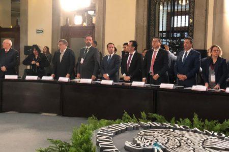 Mauricio Vila se suma al fortalecimiento de la seguridad en el país