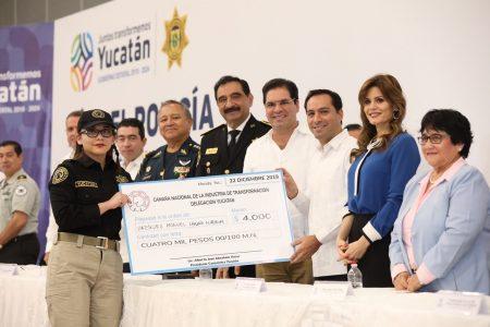 Iniciativa privada respalda trabajo de Mauricio Vila en materia de seguridad