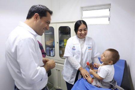 La salud, tema prioritario para el gobernador Mauricio Vila
