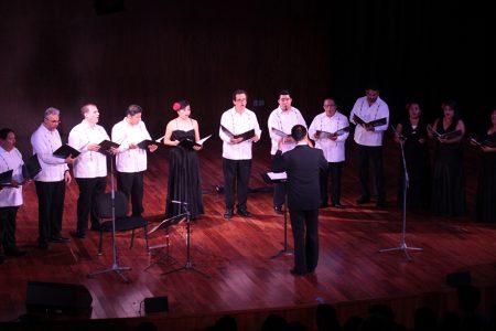 El Coro de Cámara Yucatán y el pianista Jorge Medina traen sonidos navideños