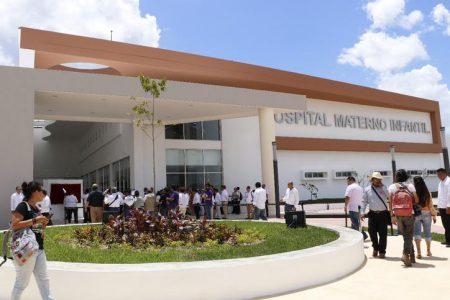 Seis nacimiento durante la Navidad en hospitales públicos de Yucatán