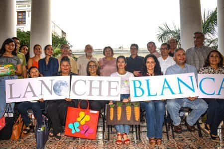 Mensaje de inclusión y arte en La Noche Blanca