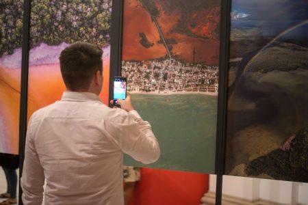 El Palacio Cantón muestra con altura la memoria cartográfica de Yucatán