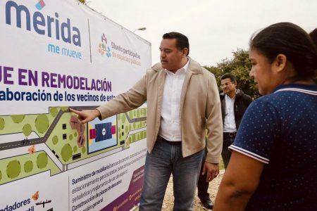 Avanza el proyecto del  Gran Pulmón de Mérida, en la zona poniente