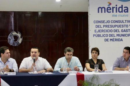Subrayan transparencia en el manejo de los recursos para Mérida