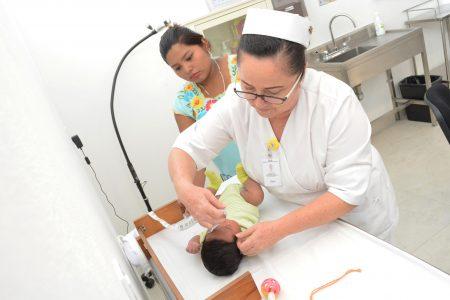 Prolífica Navidad: nacen 15 bebés en el Hospital Materno Infantil
