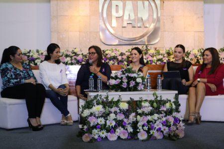 El PAN rechaza cualquier tipo de violencia contra las mujeres