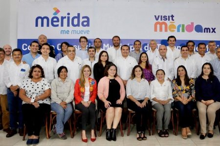 Instalan Consejo Municipal de Turismo en Mérida