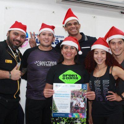 Maratón de activación física, este 19 de diciembre en el Arbolito Coca Cola