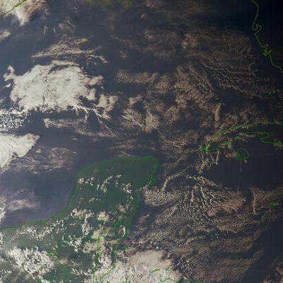 Conagua pronostica un amanecer a 10 grados en el sur de Yucatán