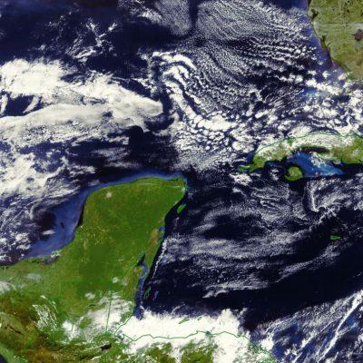 El sur de Yucatán amanece a 9 grados; en Mérida fueron 13.9 grados
