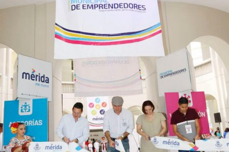 Expo Mérida Emprende, escaparate para negocios innovadores en Mérida