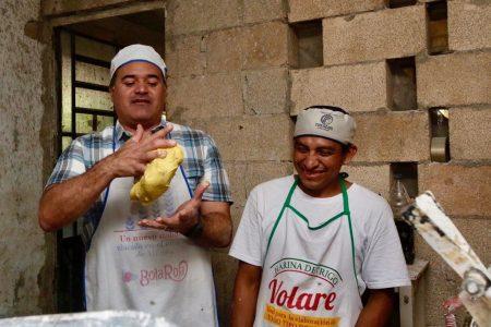 Amasan un mejor futuro para sus hijos… y para Mérida