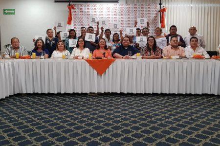 Movimiento Ciudadano en Yucatán rebasa su meta de afiliaciones