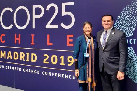 La FAO respalda políticas públicas de Mérida, en la cumbre de Madrid