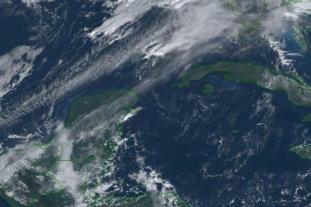Pronóstico para hoy: calor como en verano y algunas lluvias por ahí