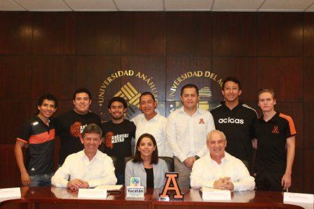 La Anáhuac Mayab dará becas a deportistas de alto rendimiento en Yucatán