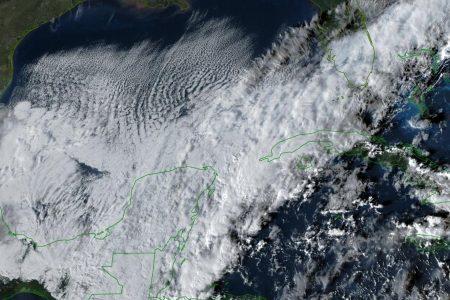 Tras el norte ahora viene la heladez: 10 grados en el sur de Yucatán; en Mérida 16ºC