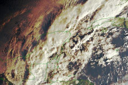Frente frío 23 se sintió como tormenta tropical en la costa: vientos arriba de 65 km/h