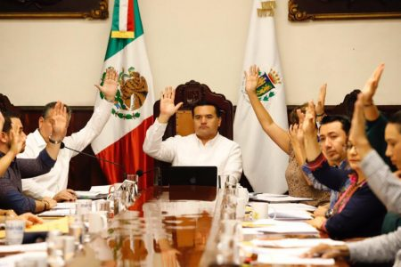 Renán Barrera da incentivo fiscal a empresas  que apliquen inclusión laboral
