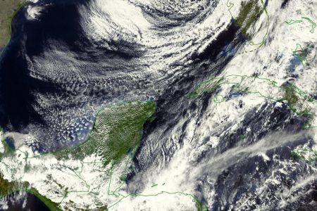 Blanca no, pero sí muy fría Navidad: hasta 8 grados en el sur de Yucatán