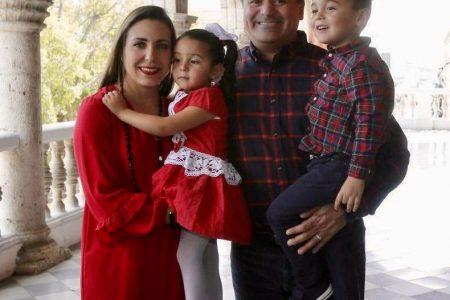 Es día de agradecer por la familia, el trabajo y una Mérida mejor: Renán Barrera