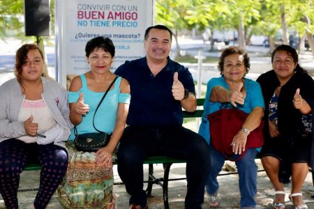 Dejan como nueva la antigua carretera a Chuburná de Hidalgo