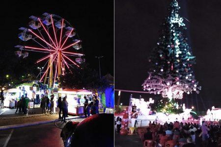 Visitar el árbol de Coca Cola, una costumbre muy navideña en Mérida