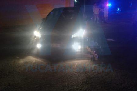Muere atropellada por su propio automóvil, en San Ramón Norte