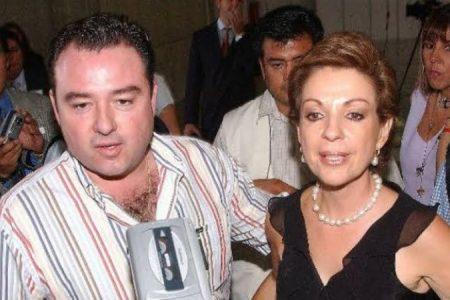 Estados Unidos gira orden de aprehensión contra hijo de Martha Sahagún