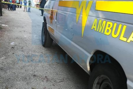 Tragedia infantil en Chemax: muere atropellado un niño de tres años