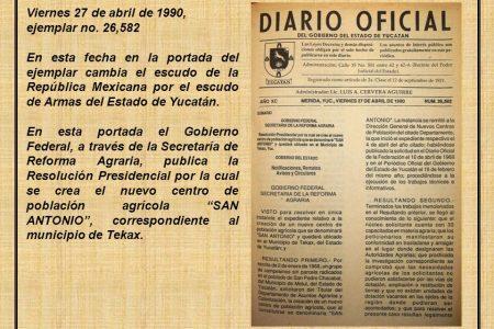 Hasta el Diario Oficial de Yucatán ya le dijo adiós al papel: ahora es digital