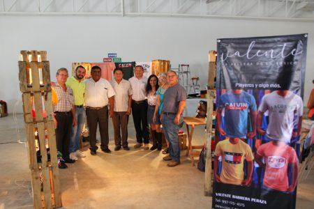 Inauguran Expo Comercio Navideña Tekax 2019