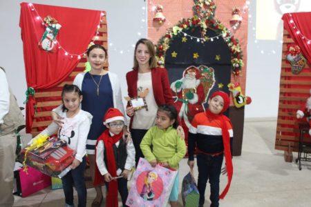 Llega la Navidad al Centro Regional de Atención a Niños con Autismo