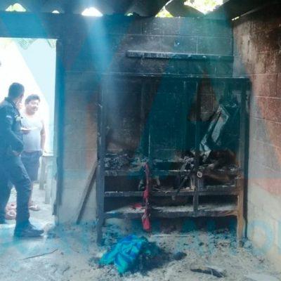 Se esfuman inquilinos tras incendiarse la casa que rentaban