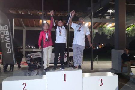El joven arquero Irvin López Garma regresa a Mérida con oro y plata