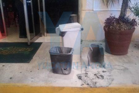 Clienta casi quema el casino Juega Juega en el norte de Mérida