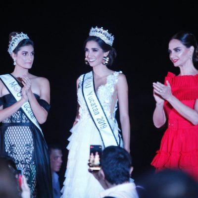 Natalia Elizarrarás, nueva Mexicana Universal Yucatán 2019