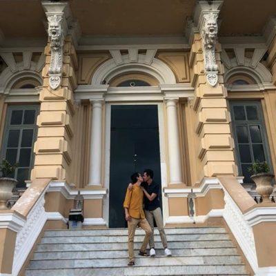 Museo Palacio Cantón se disculpa con una pareja gay por acto de discriminación
