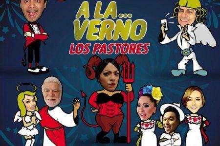 Hoy se estrena la Pastorela Cómica a La… Verno, en el Nuevo Teatro Fantasio