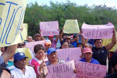 Exigen frente a la FGR justicia para los pescadores de Sisal