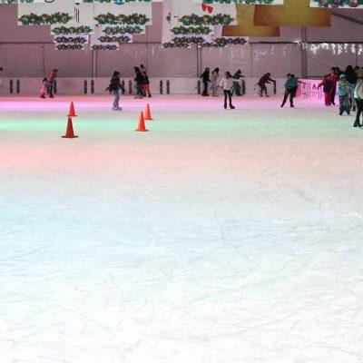 Mágica Navidad en Mérida: habrá pista de hielo en la Central de Abastos