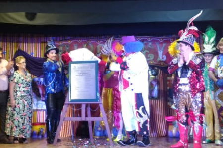 """""""Cuxum"""" celebra 15 años de su compañía teatral"""